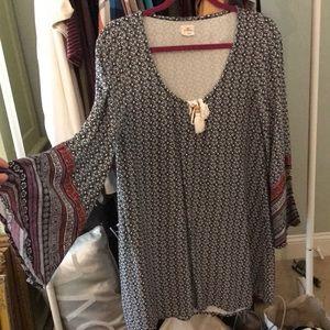 O'Neill flowy dress